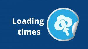Loading times
